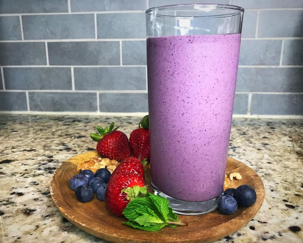 Whole-Food Protein Smoothie