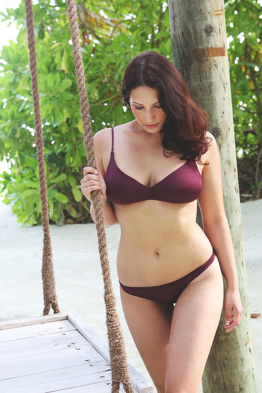 Marbella bikini by Melissa Odabash.