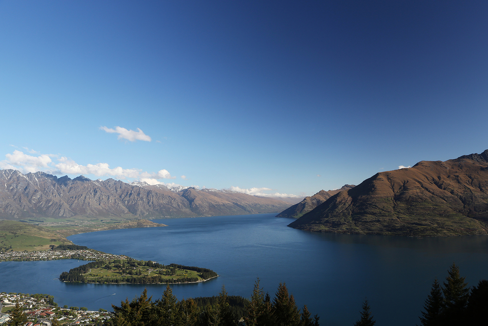 Skyline, Queenstown.