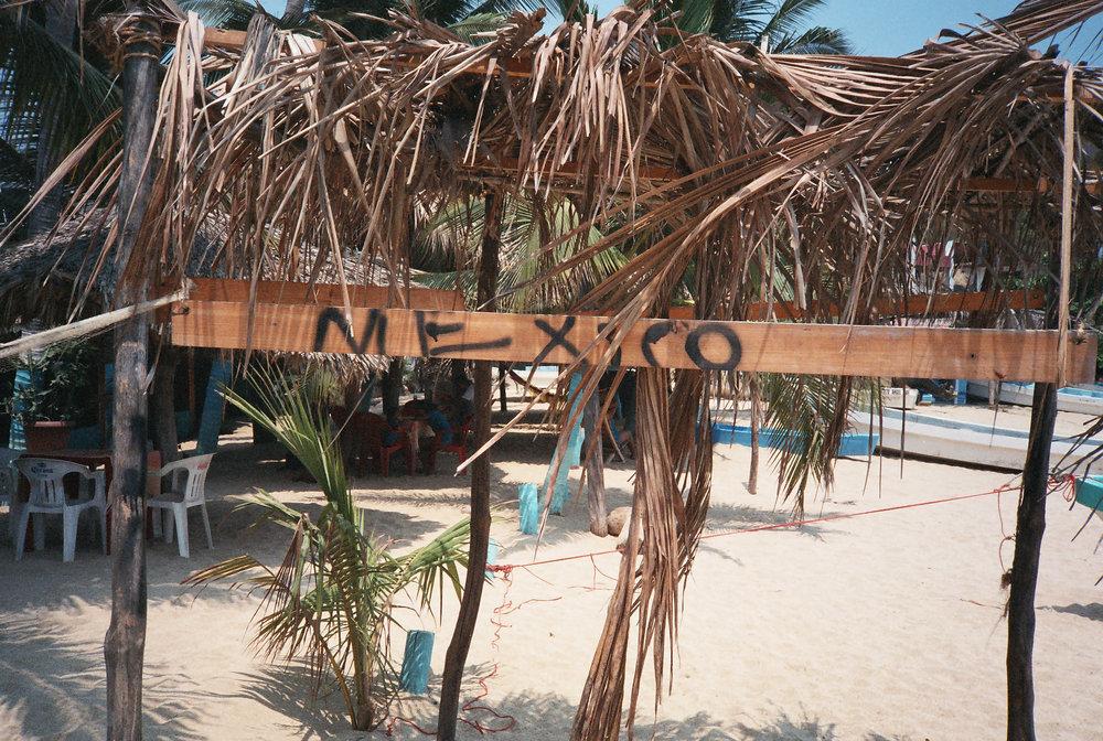 Playa Principal - Puerto Ángel, Oaxaca