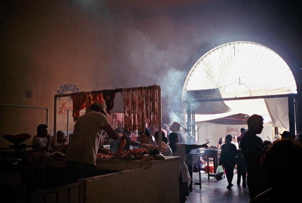 Mercado de Tlacolula, Oaxaca