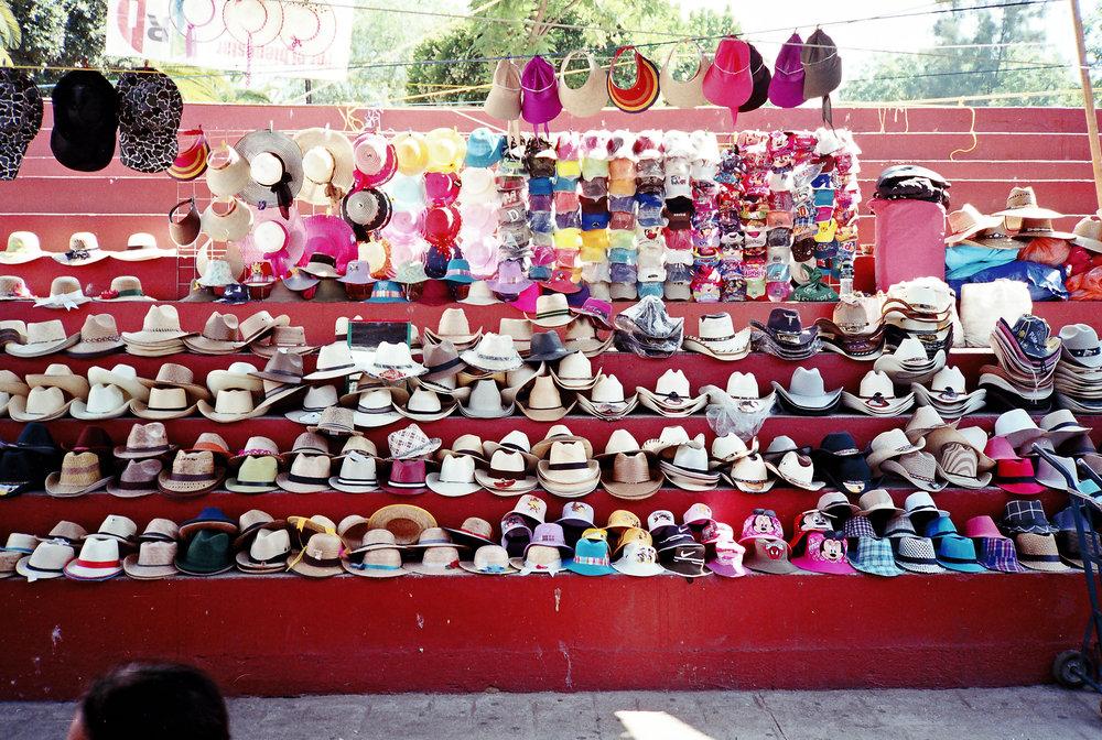 Mercado de Zaachilla