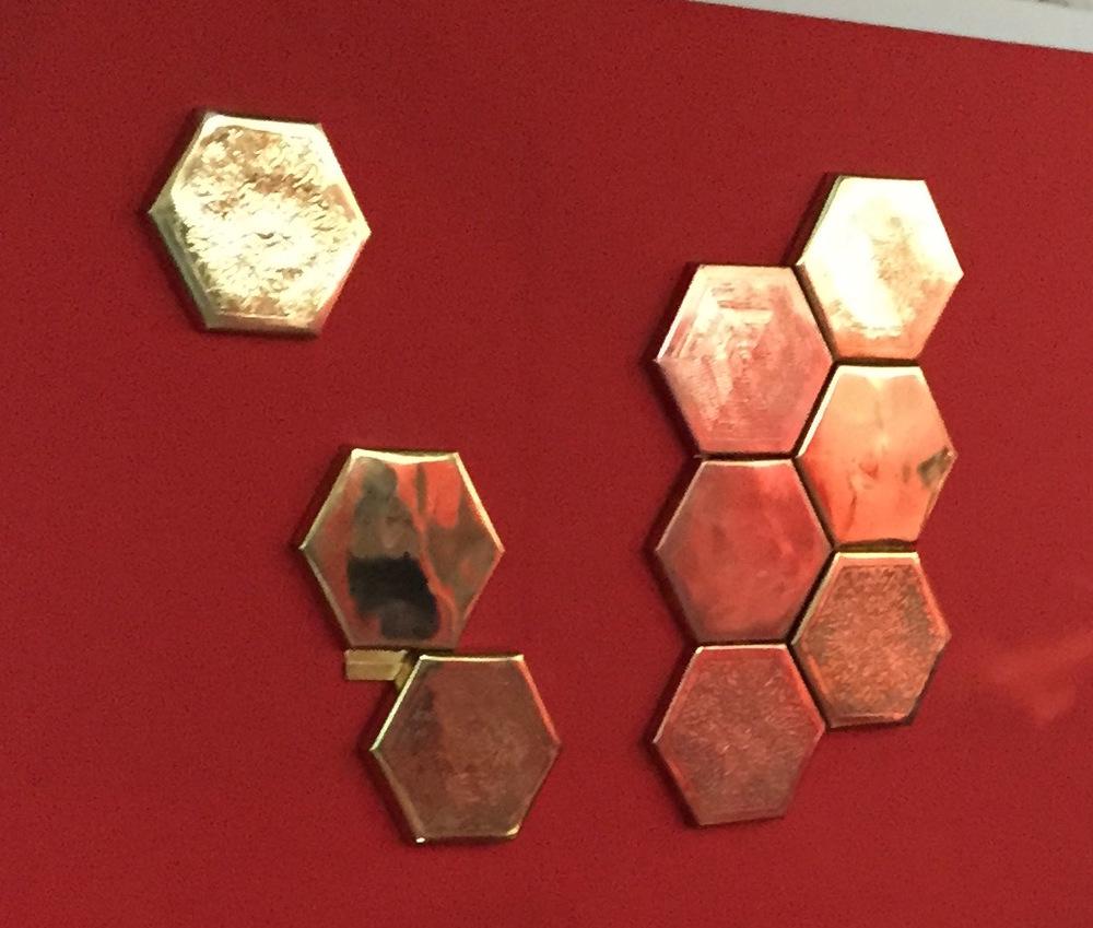 Hexagonal Cladding