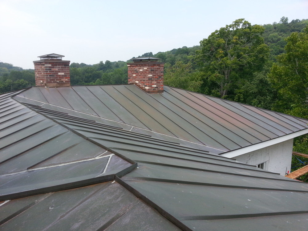 Balcor Copper Box Gutters And Roofingbalcor Architectural
