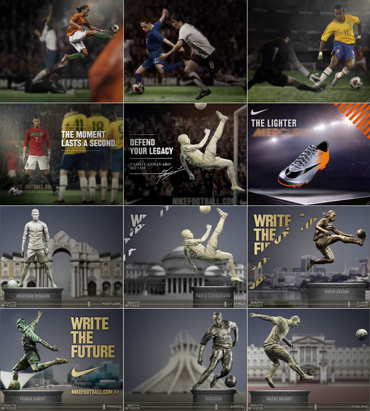 huge selection of d7d0c 2555b Nike set out to be the most recognized, most talkedabout sports brand  during the World Cup, without being an official sponsor. W+K Amsterdam,  with support ...