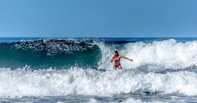 @vanessadimoff @yoganosara walk on water #nosara#mermaid 📸 @jasperjarden