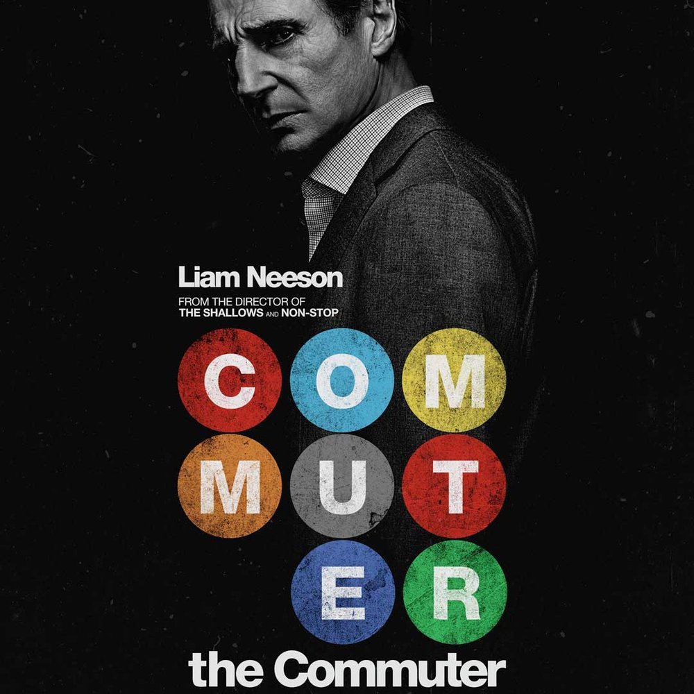 The Commuter (2018) - Feature