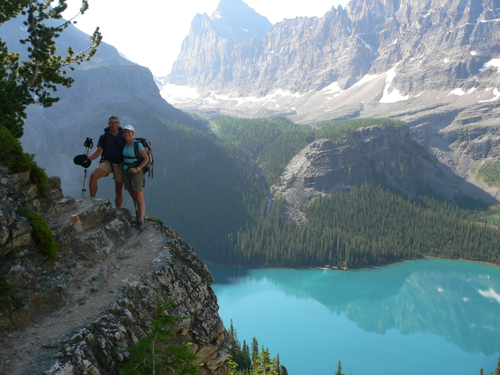 Highline Trail, Lake O'Hara, Yoho NP