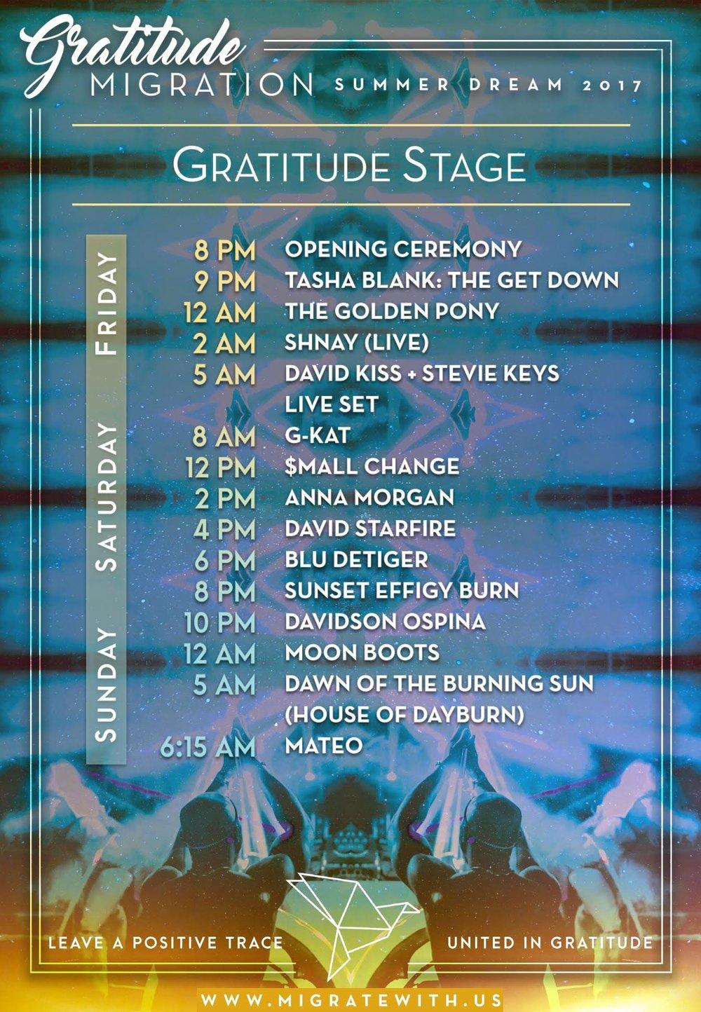 gratitude-stage-schedule