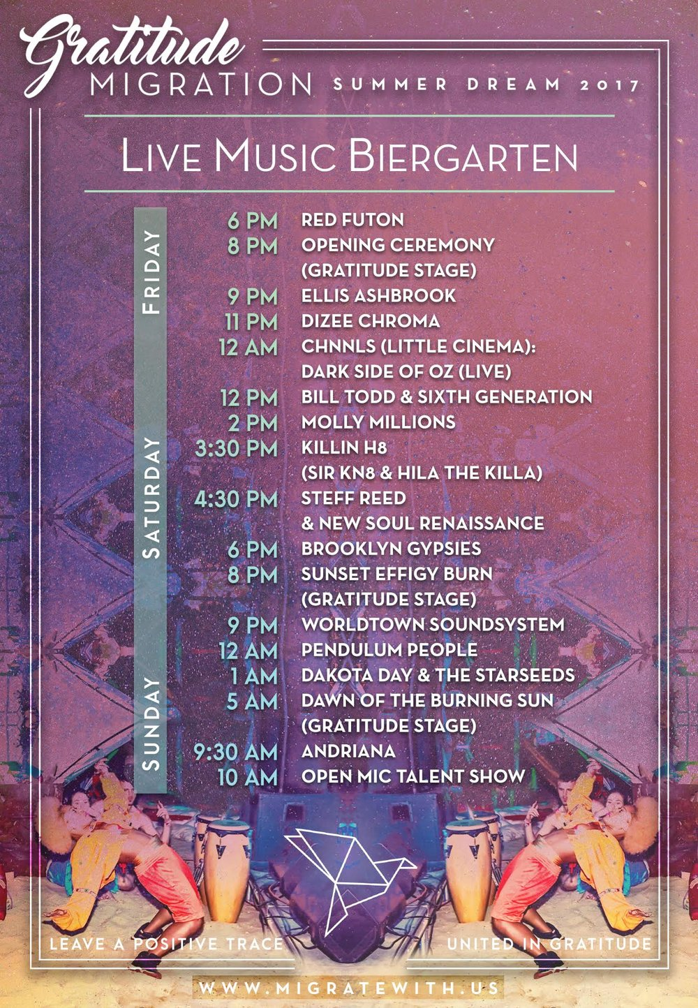 live-stage-set-times