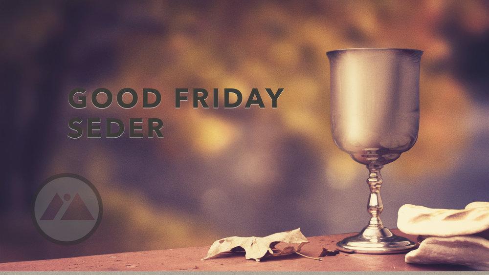 Promo - Good Friday Seder.jpg