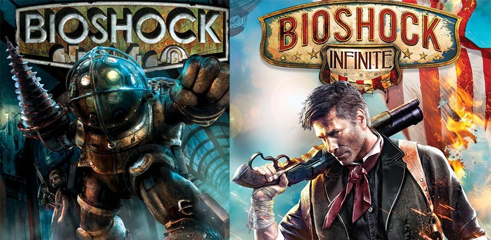 Bioshock-and-Bioshock-Infinite-Box-Art