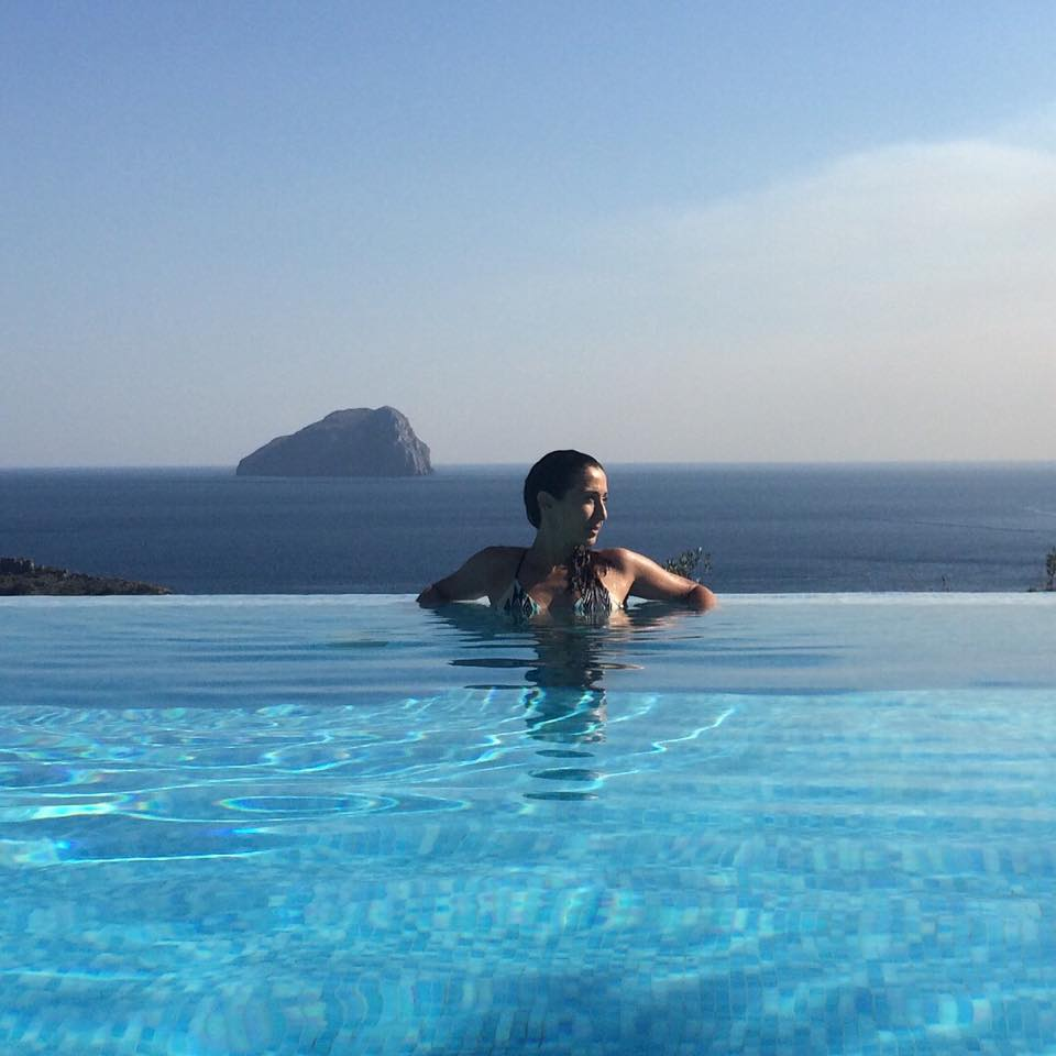 Kapsali Love. Infinity Pool with Anastasia, Porto Del Fino.jpg