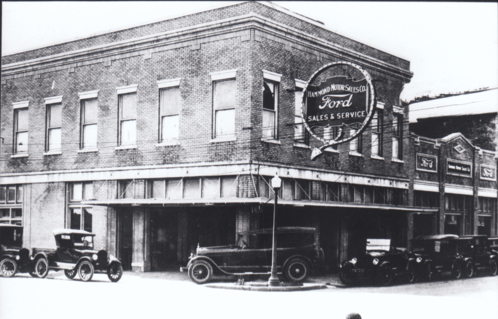 Ford motor company hammond historic district for Ford motor company customer service email address