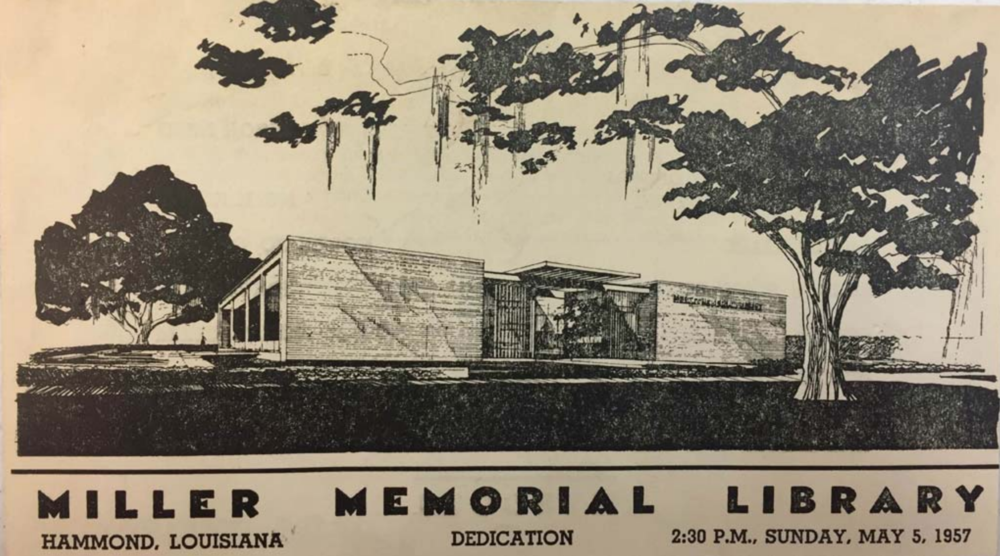 LIBRARY_Desmond_Miller Memorial Library Rendering 1957.png