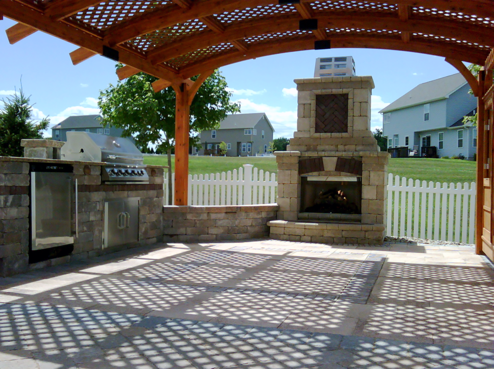Landscape Design in Poughkeepsie, LaGrangeville, East Fishkill