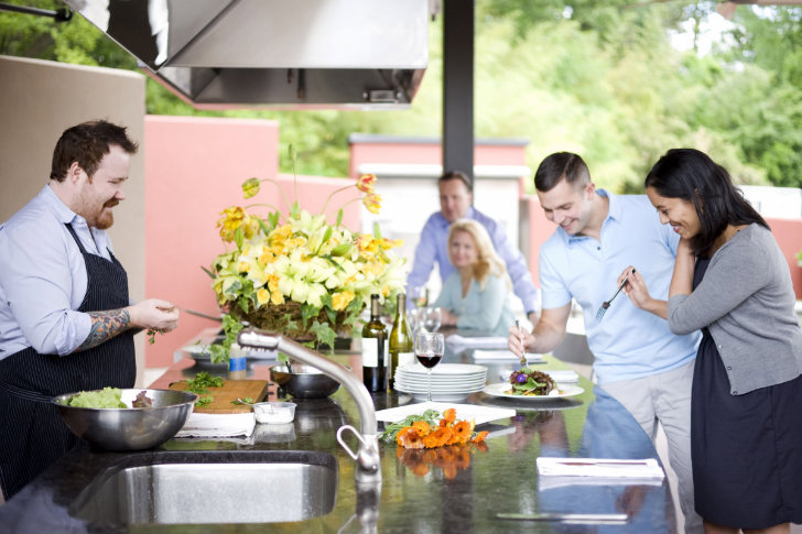garden to table and cooking trend coming to Hopewell Junction, NY?