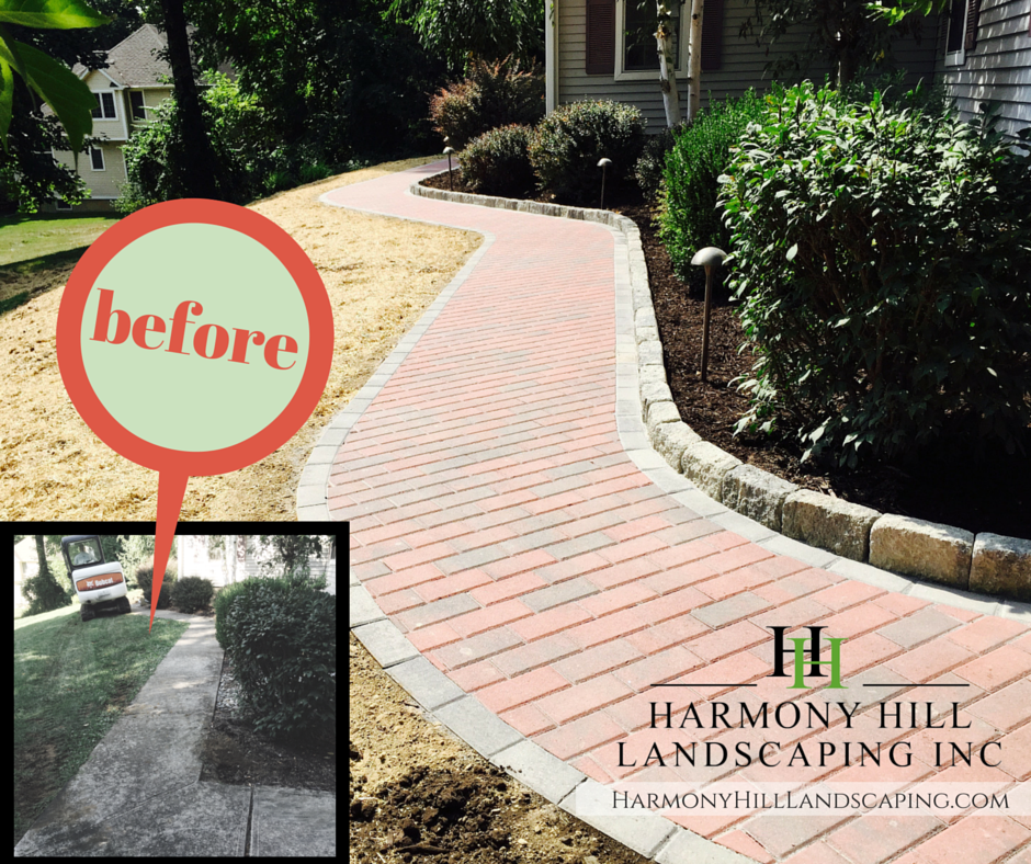 Paver Walkways + Patios Dutchess County | Orange County NY