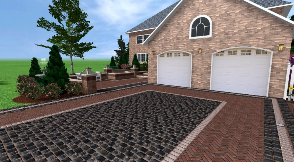 3D Landscape Design Software Makes all the difference