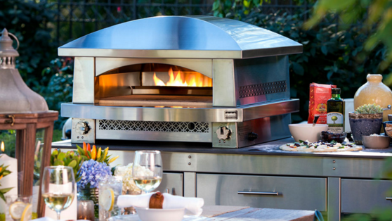 Pizza oven by Kalamazoo
