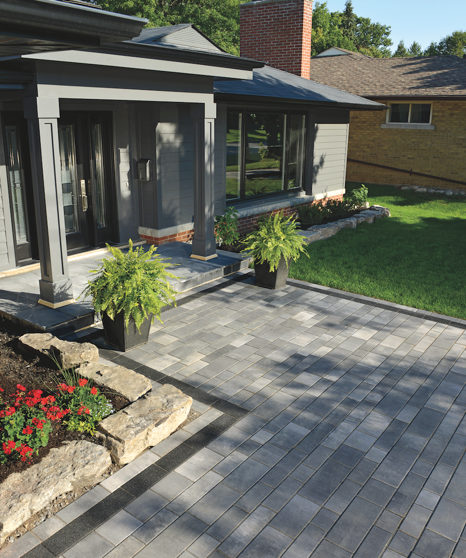 Curb Appeal in Fishkill, NY | Entryway and Front Landscaping Fishkill NY