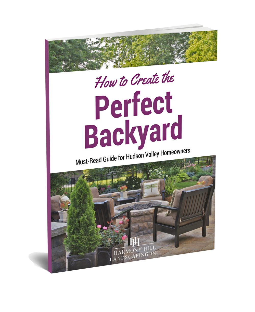 Create the perfect backyard patio in the Hudson Valley, NY. Dutchess County, NY Region.
