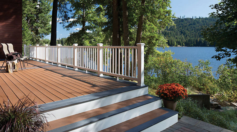 Composite vs Wood For Your Deck in poughquag, ny