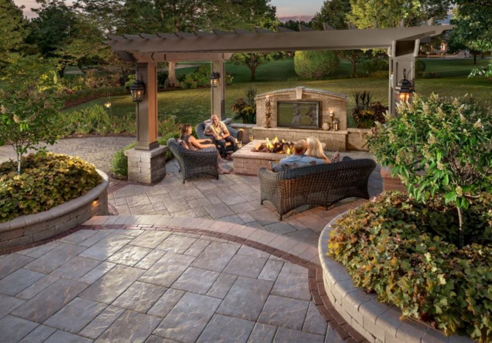 Paver Patio, Patio Design in Lagrangeville, Beacon, Wappingers Falls, Poughkeepsie