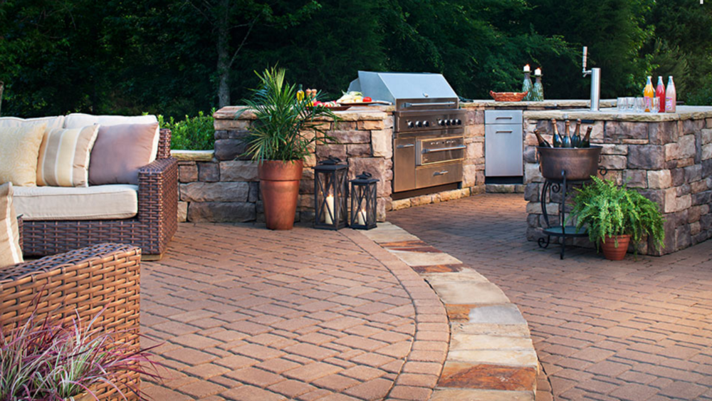 a beautiful outdoor kitchen wappingers falls, ny