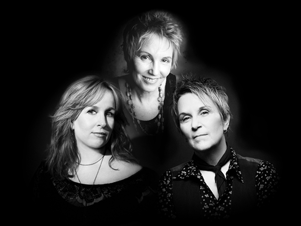 (left to right) Gretchen Peters, Eliza Gilkyson & Mary Gauthier