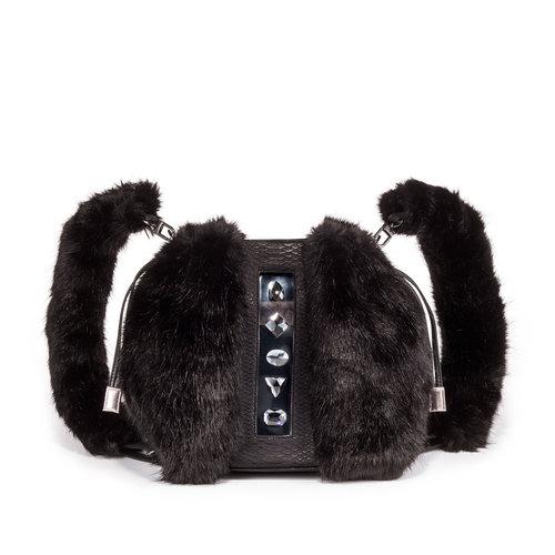 FruitenVeg-KULU bag-vegan-cruelty-free-fake-fur-medium 82c2c2bdc7d32