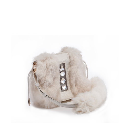 0da42e30fa FruitenVeg-NAMI bag-never-fur-eco-leather-white-rhinestones