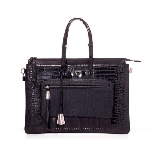 Faux Exotic Skins Laptop Bags - Non Leather Laptop Bags - Vegan ... c2d4f675319ce