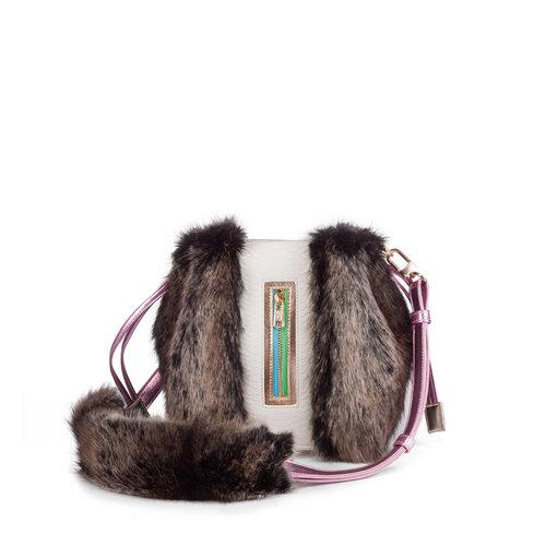 ... FruitenVeg-Nami bag-never-fur-animal-friendly-pink-cross de6b140dbaf04