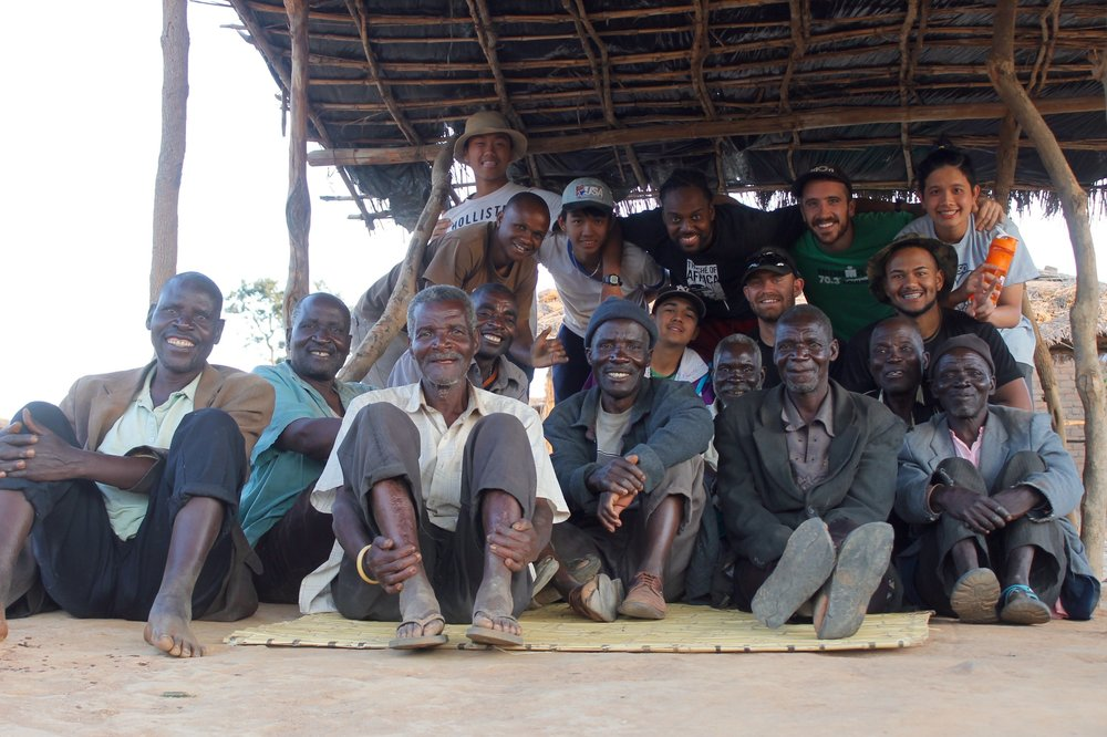 The Village Chiefs - Ngoleka Village, Malawi - 2015