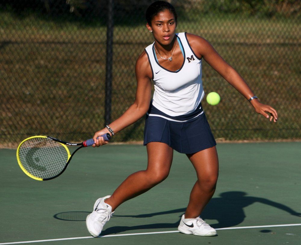 Girls' Varsity Tennis