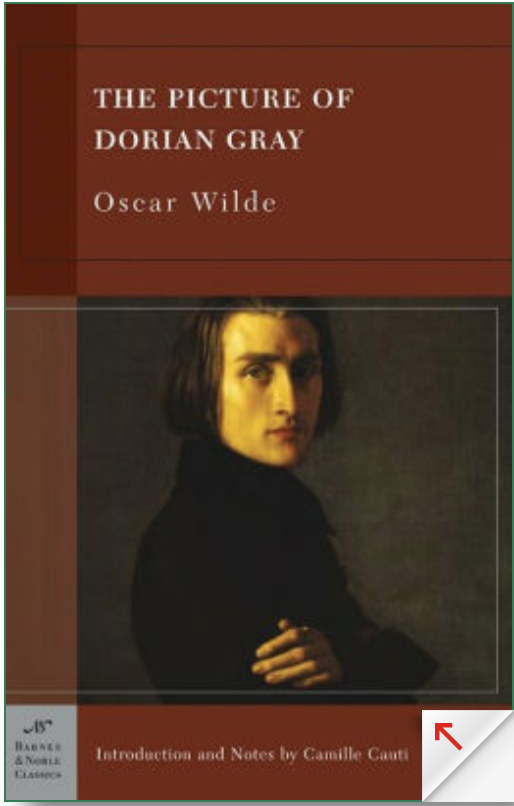 Picture of Dorian Grey (Barnes and Noble Classics Collection)  By Oscar Wilde