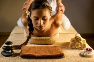 TRADITIONAL THAI MASSAGE   ... Clear the energy pathways
