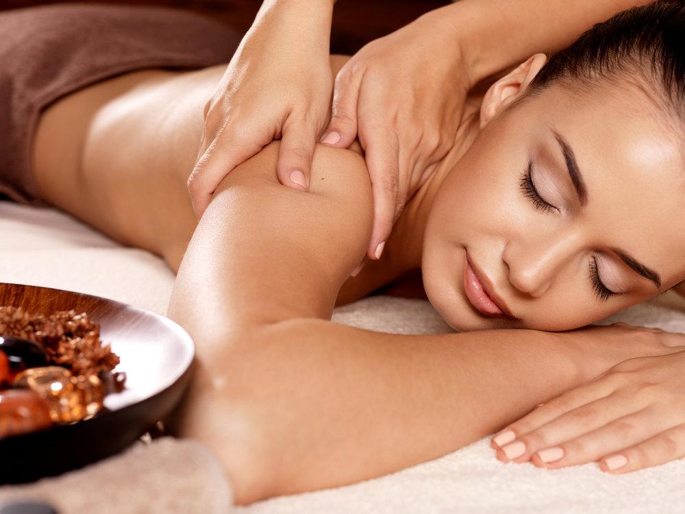 Massage       - relax. renew. revive.
