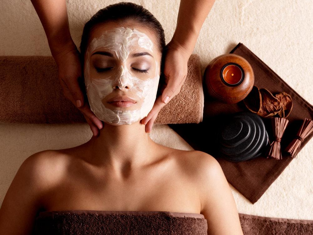 Facials - experience renewed skin