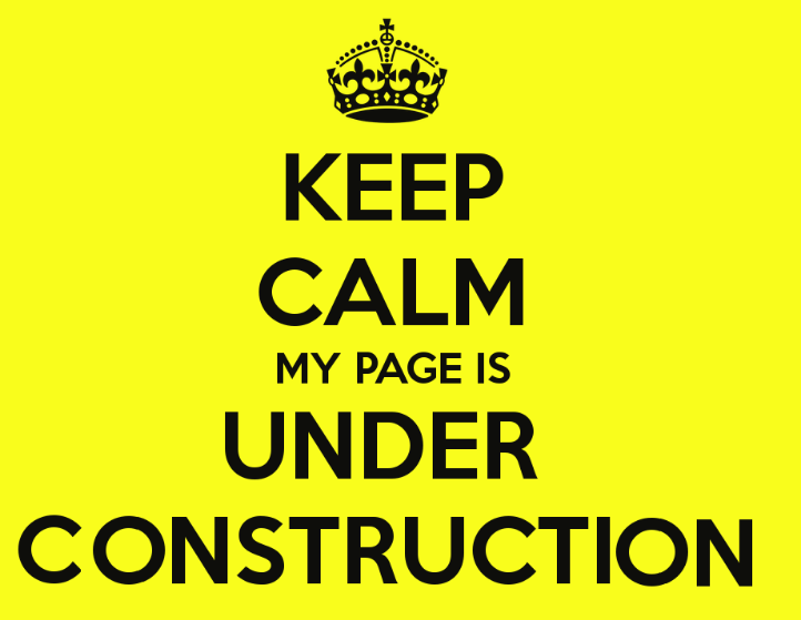 Image result for Page under construction