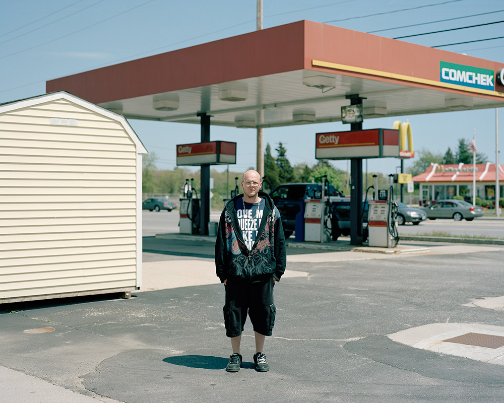 Chris Hoare - Frank, New Brunswick