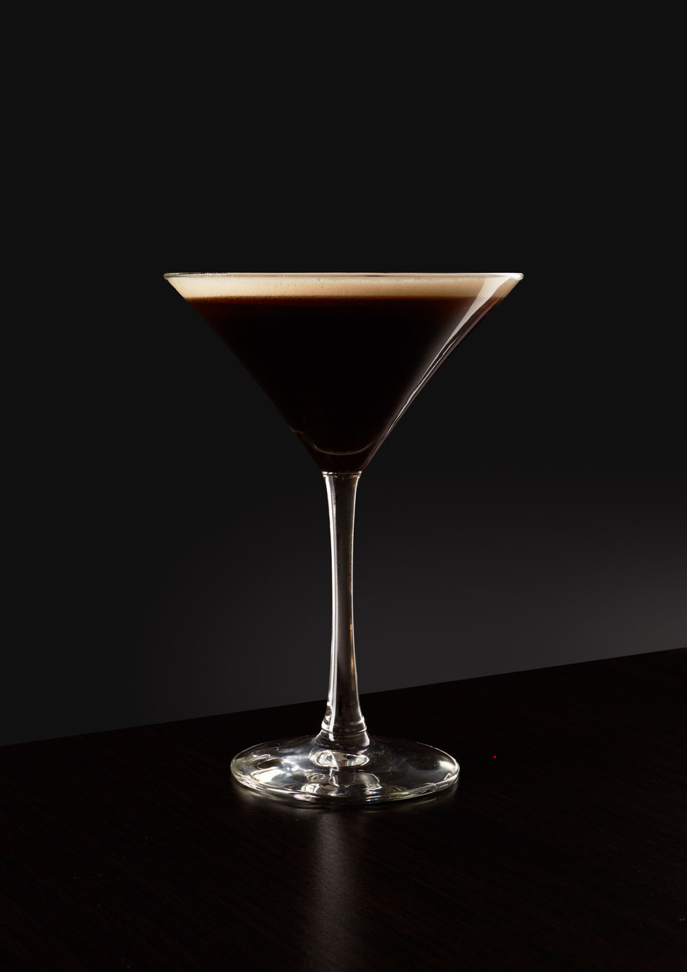 The Toasted Porter Martini