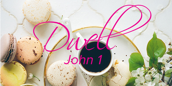 Let's study God's Word together. Enter your email to receive a free 7-day devotional guide focused on John 1. You will also be added to our monthly update. I look forward to connecting with you!