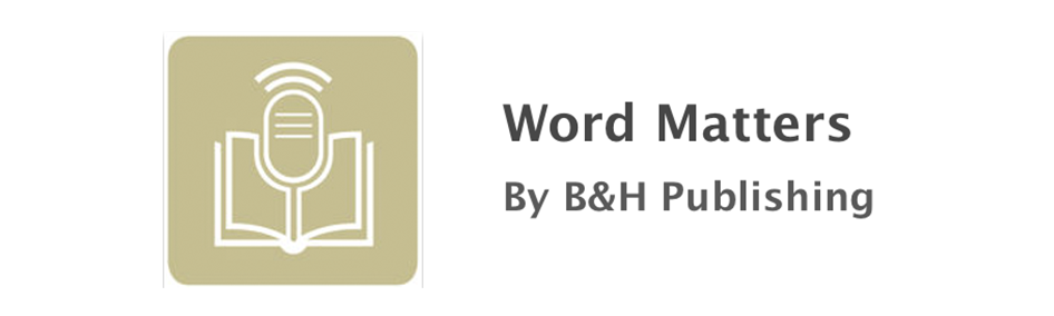 Word Matters is a podcast dedicated to helping Christians understand some of the most confusing passages of the Bible. Hosts Brandon Smith and Trevin Wax, along with special guests, help the audience both understand why the passage is difficult and how to teach it to others. Word Matters is sponsored by the Christian Standard Bible.