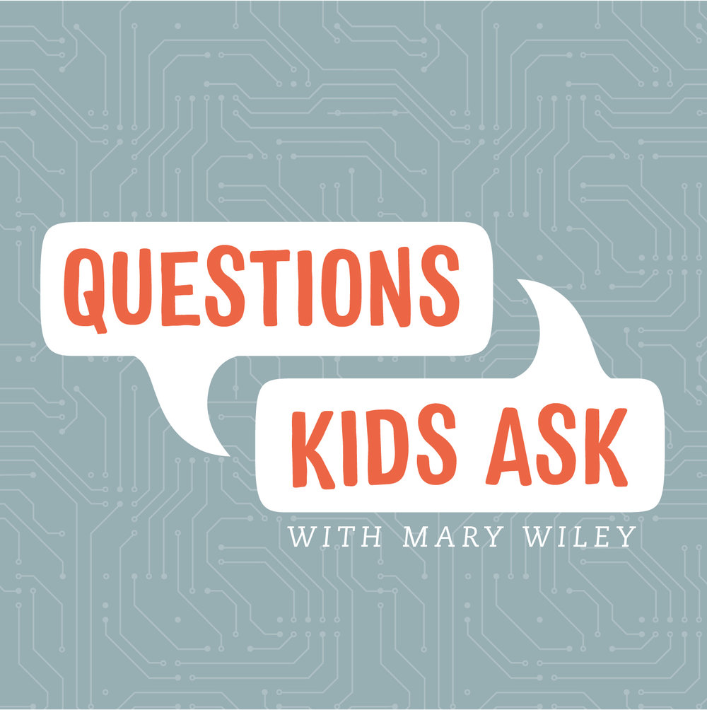 Answering your kids theological questions in 20 minutes or less. (This is a shameless plug, but I do seriously hope it is helpful for you!)