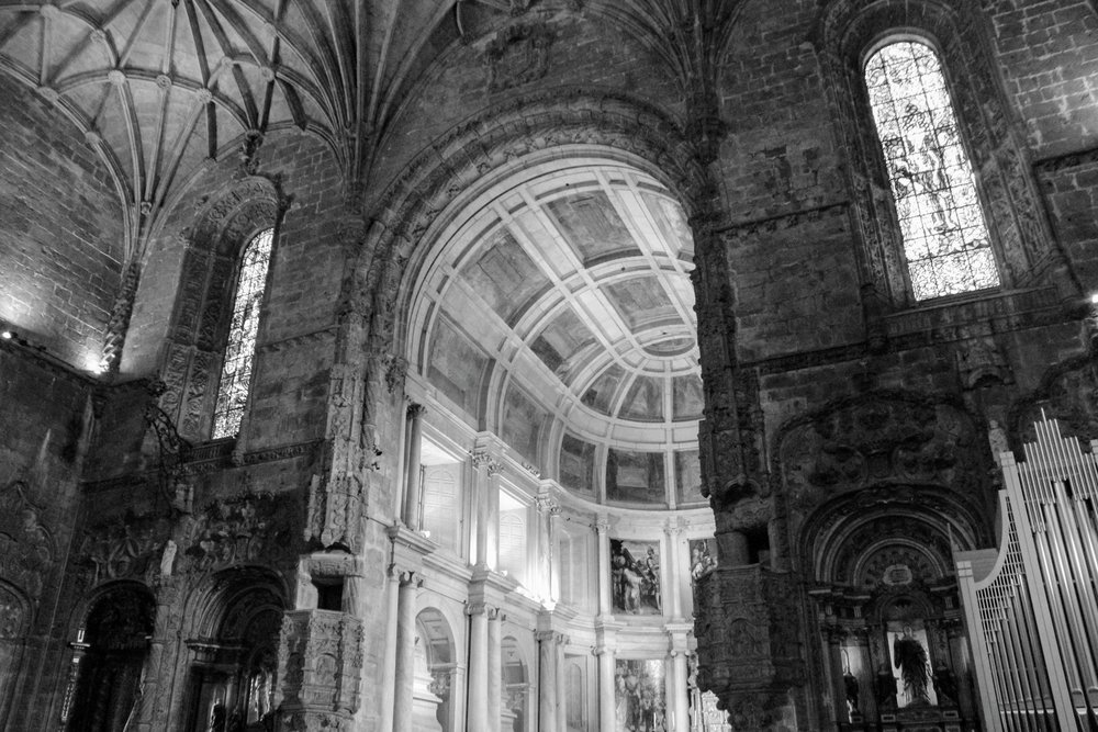 St. Jeronimo's.