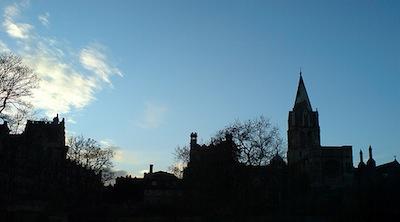 Christ Church, Winter