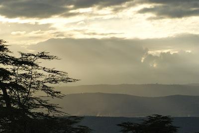 Naivasha in Evening Light