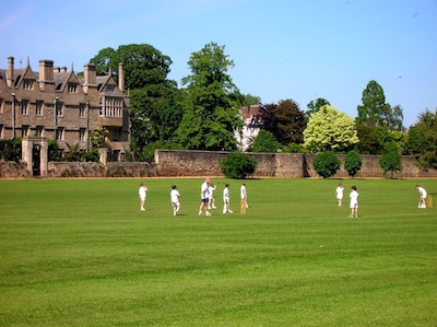 Cricketers, Oxford